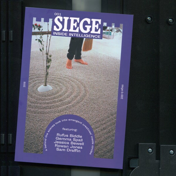Image of SIEGE: INSIDE INTELLIGENCE