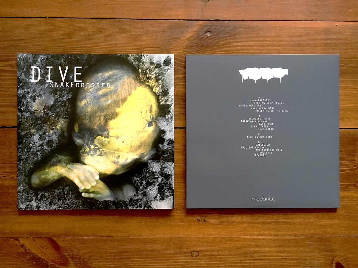 Image of Dive - Snakedressed 2LP