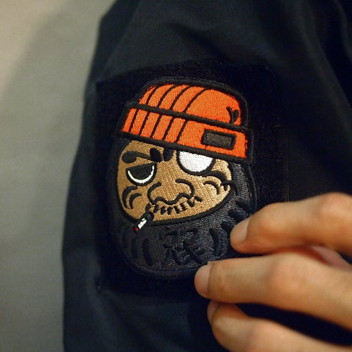 Image of DARUMA PATCH