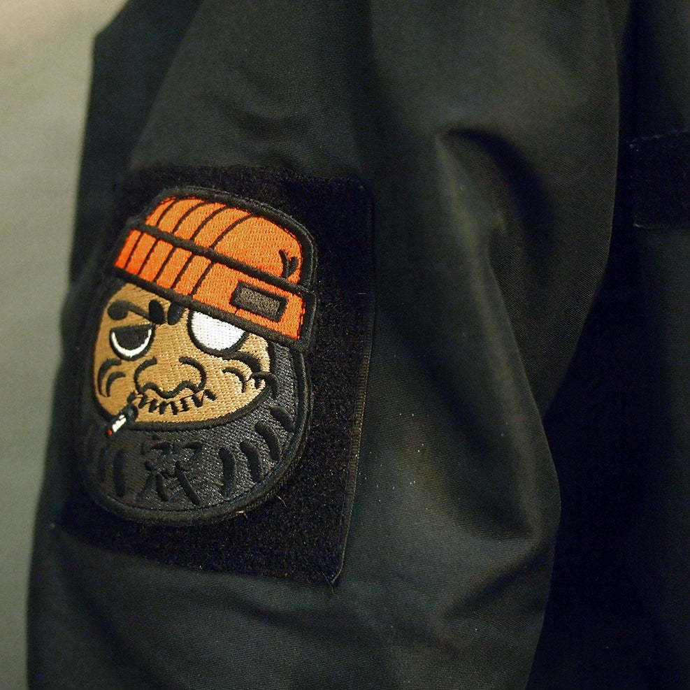 Image of UWABAKI DARUMA PATCH