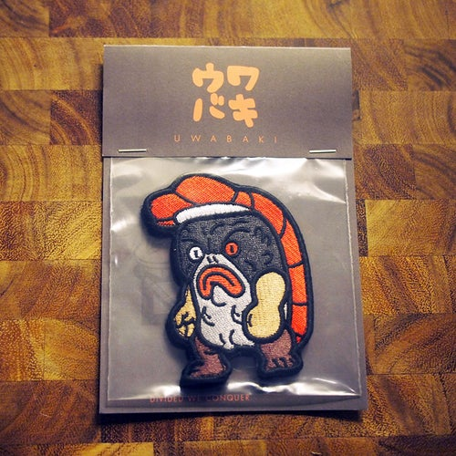 Image of SUSHI MONSTER PATCH