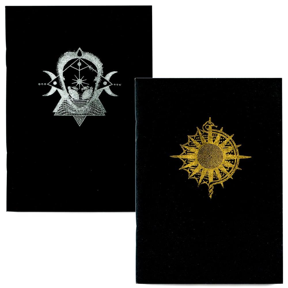 Image of Lunar/Solar Dream Journals