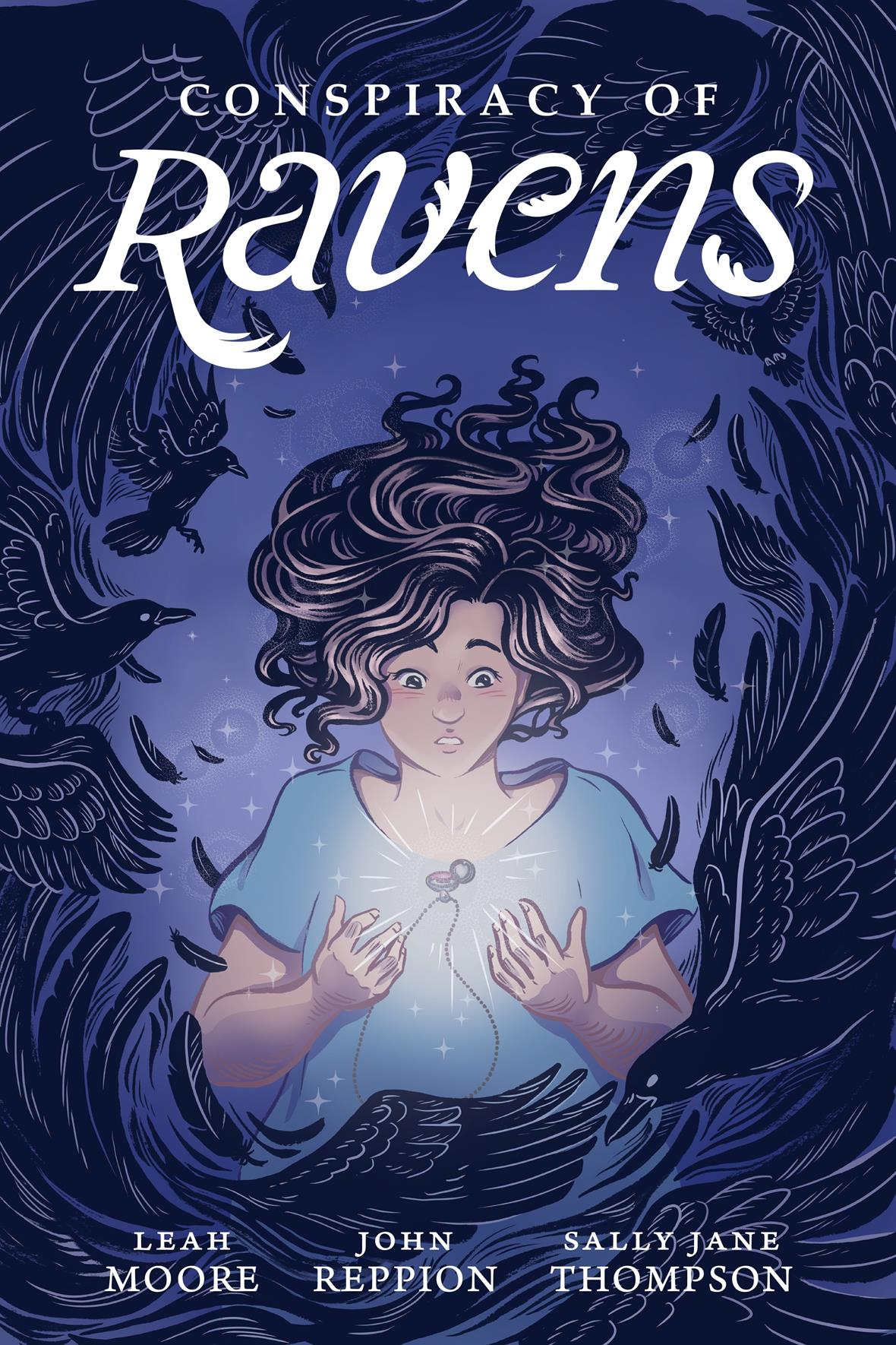 Image of Conspiracy of Ravens