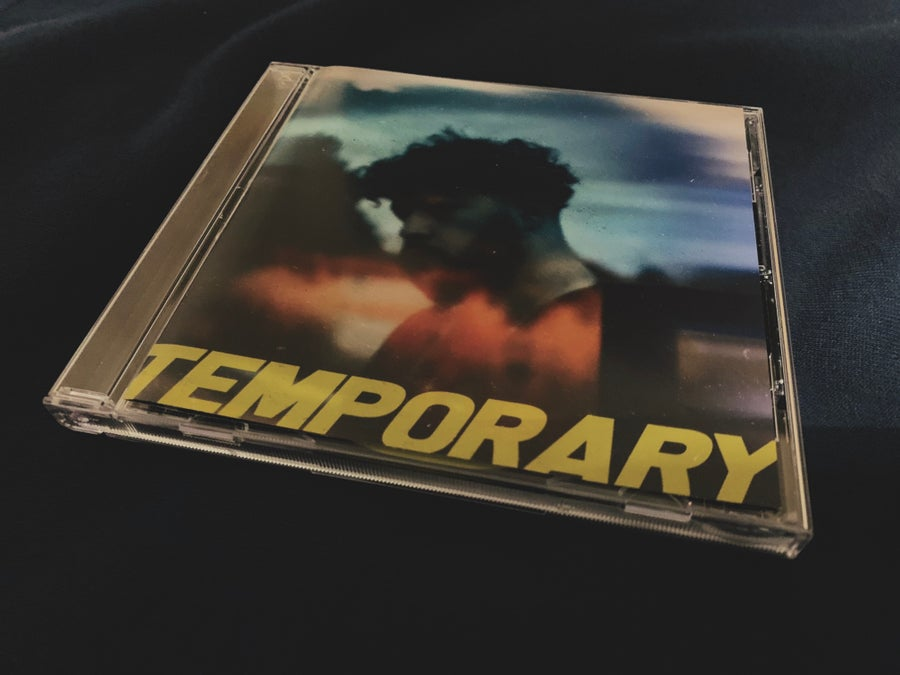 "Image of ""TEMPORARY"" CD"