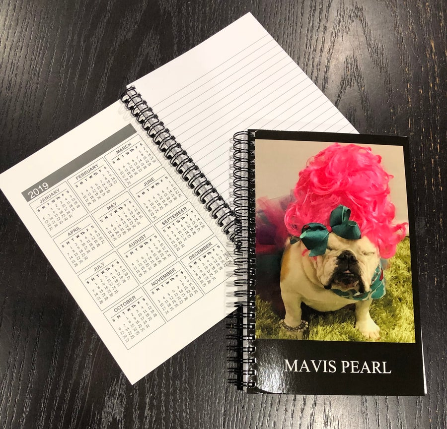 Image of Mavis Journal 2019