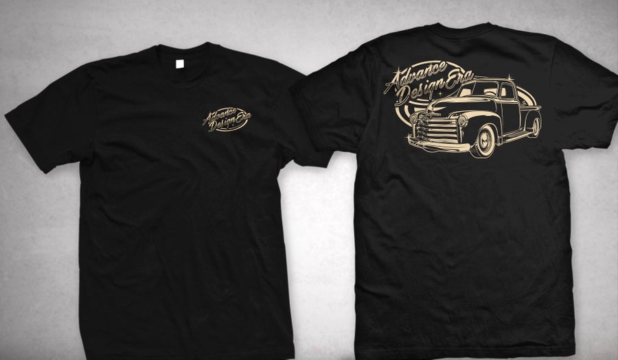 Image of Advance Design Era Old School T-shirt (Pre-Order)