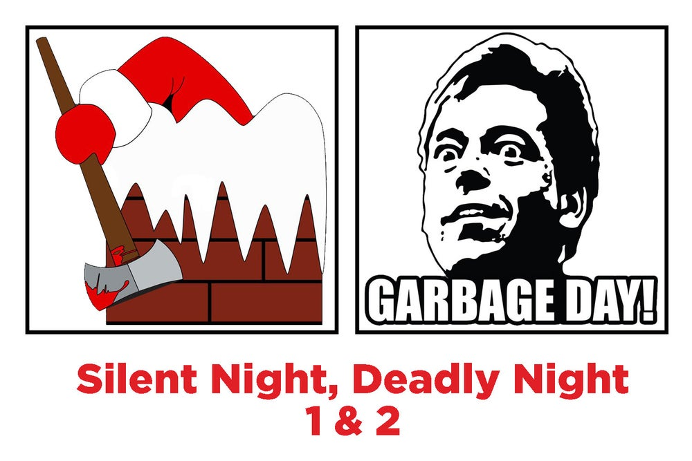 Image of Silent Night, Deadly Night Double Pack