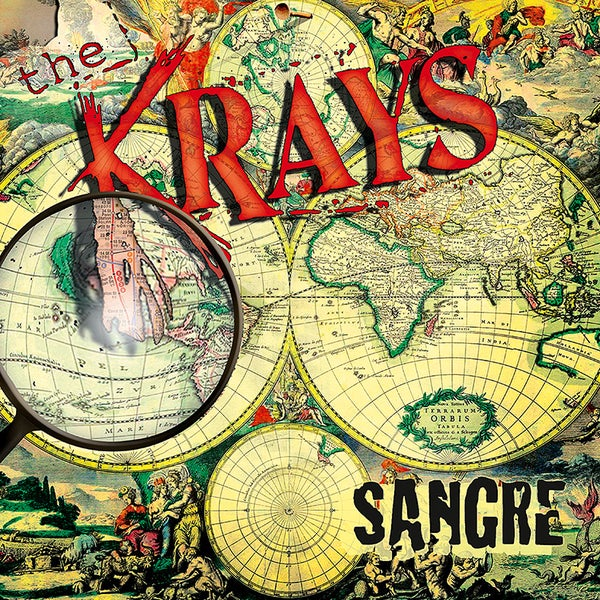 Image of The Krays « Sangre » Lp