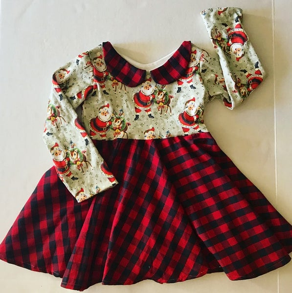 Image of Rudolph Dress