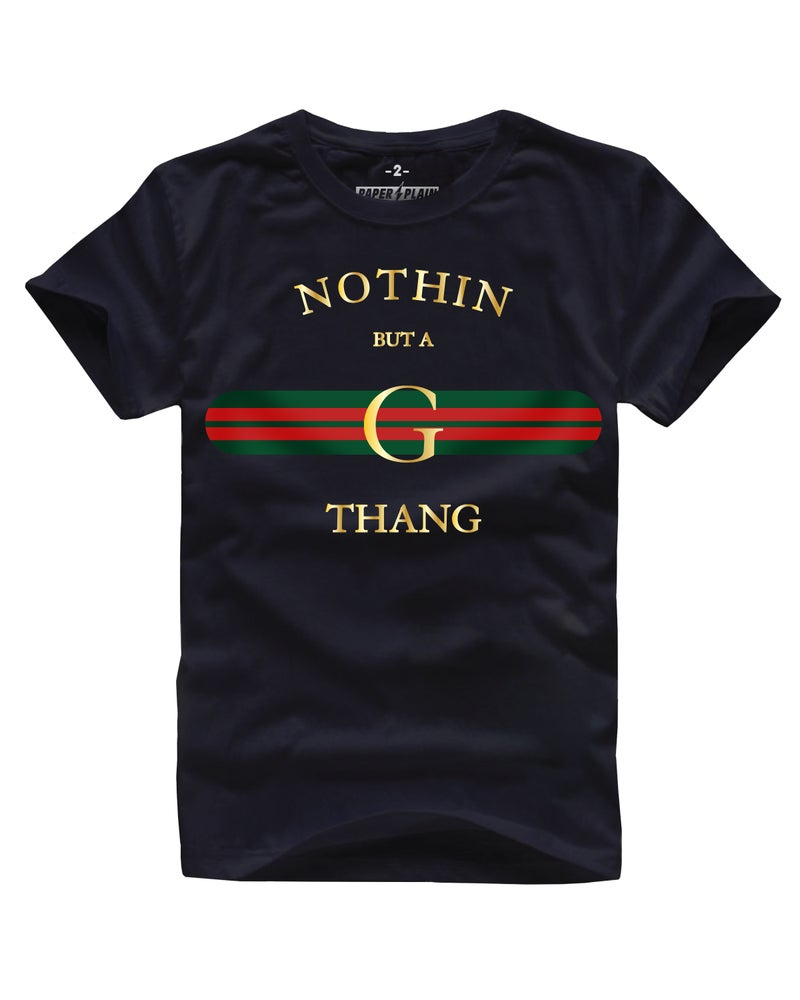 Image of G-THANG TEE BLACK