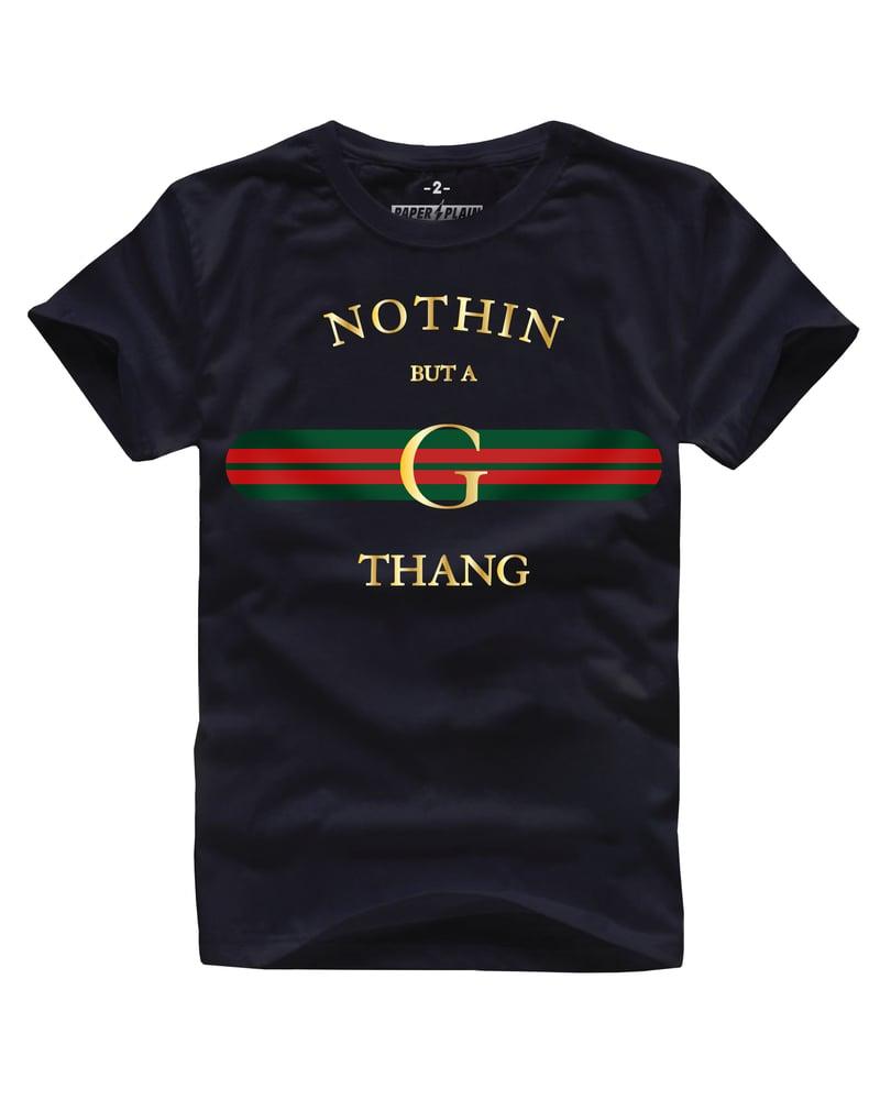 Image of G-THANG TEE BLACK