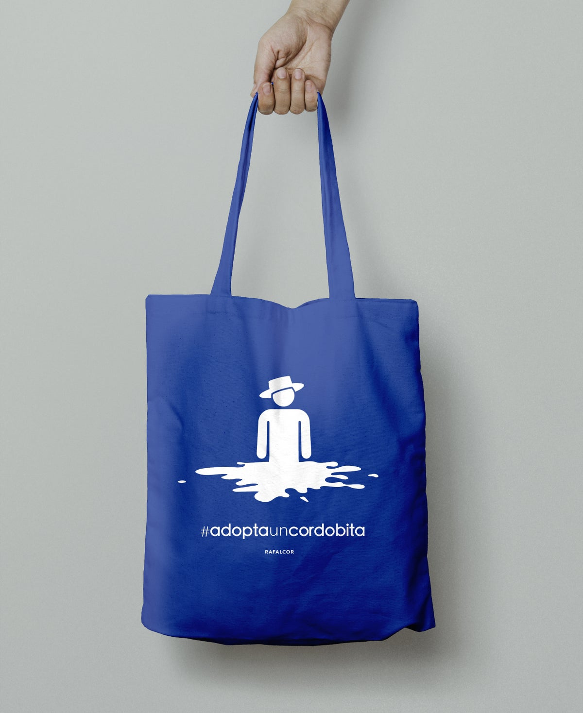 Image of #ADOPTACORDOBITA - TOTEBAG