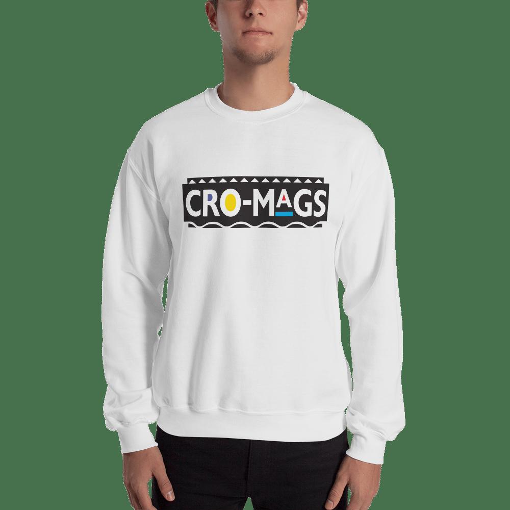 Image of Cro-Mags Martin crewneck sweatshirt