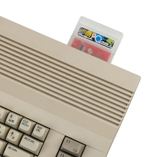 Image of P0 Snake (Commodore 64)