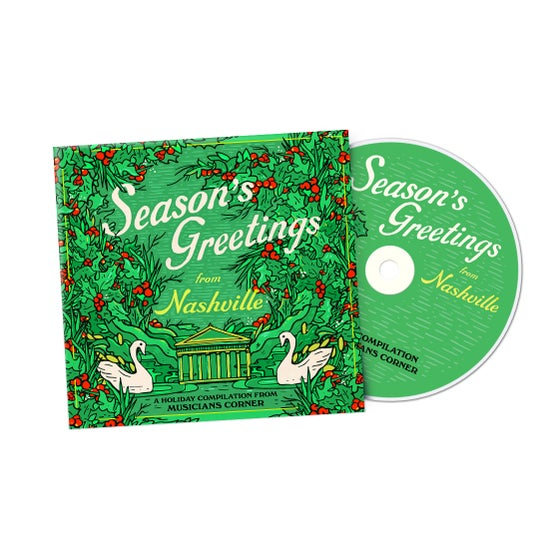 Image of Season's Greetings from Nashville CD
