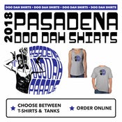 Image of 2018 Doo Dah Parade Shirt