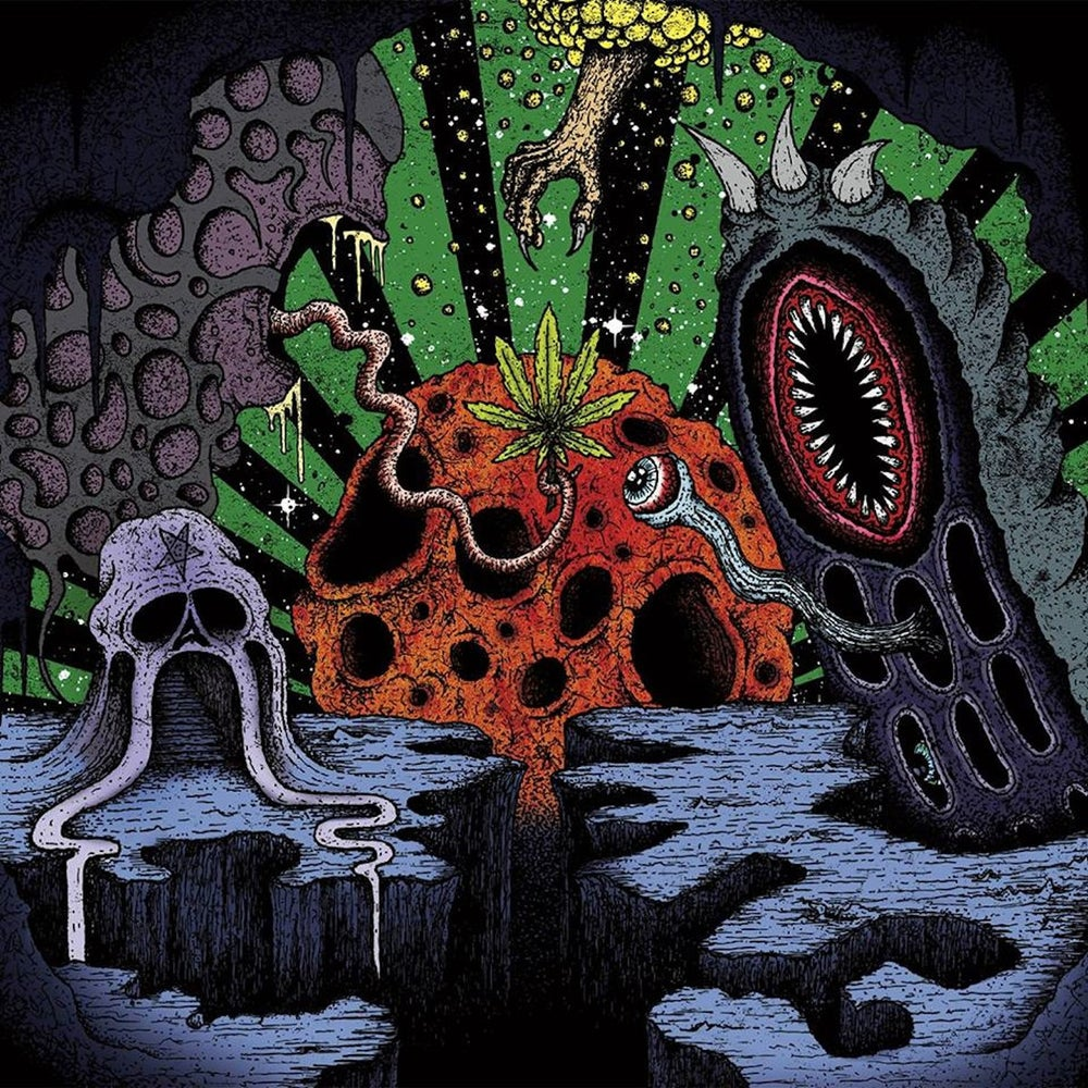 Image of Grotto - Smokonomicon CD