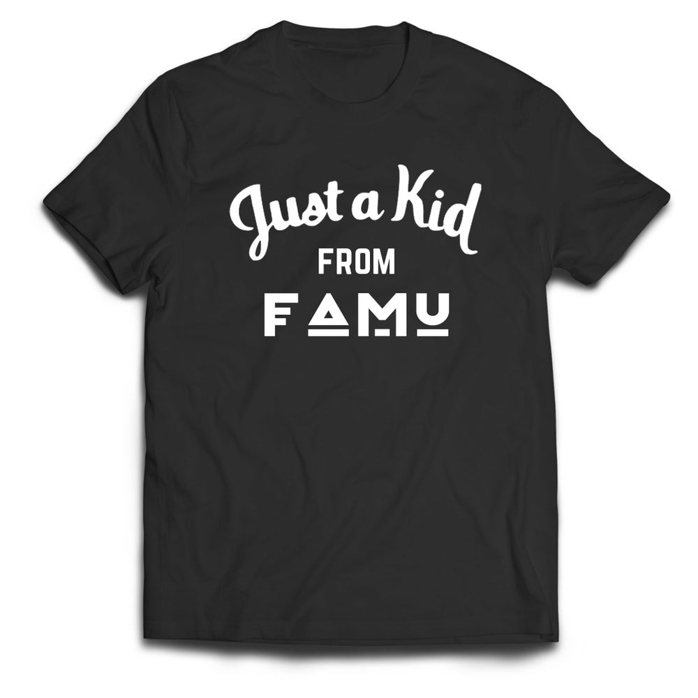 Image of JUST A FAMU KID