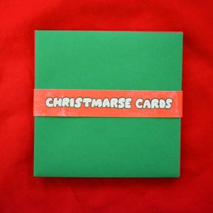 Image of Christmarse Cards