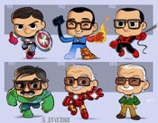 Image of The Evolution of Stan Lee