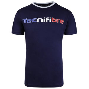 Image of Tshirt Hommes floqué AZUR