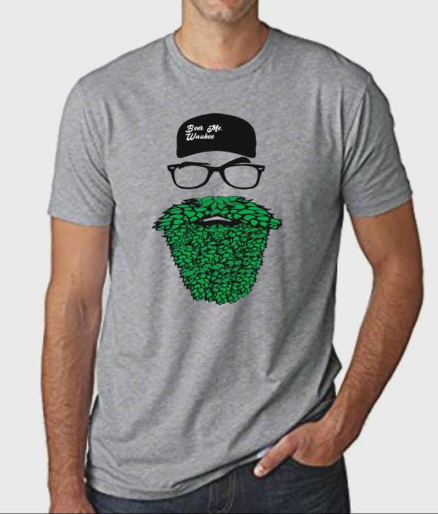 Image of Hoppy Beard Tee/Preorder Today