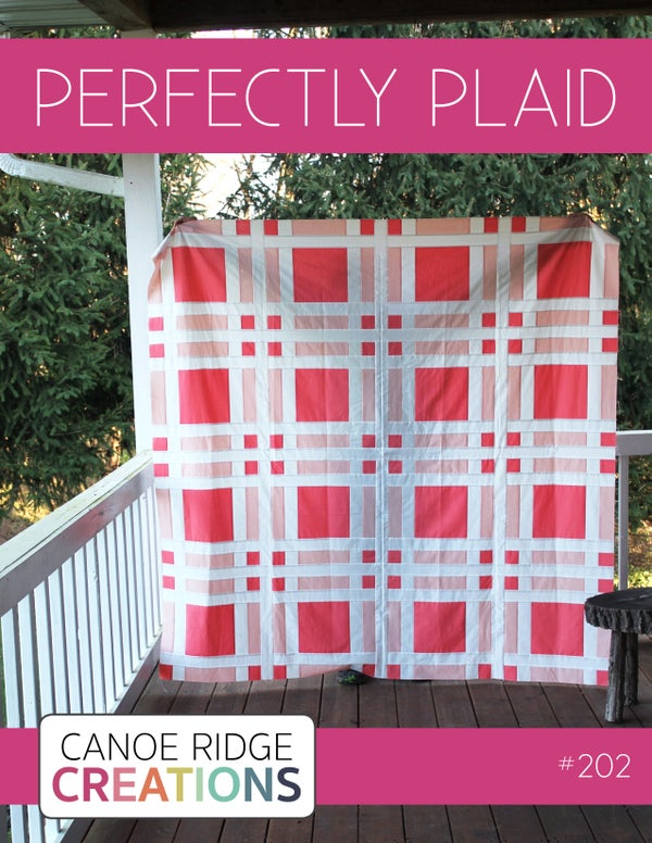 Image of Perfectly Plaid #202 - PDF