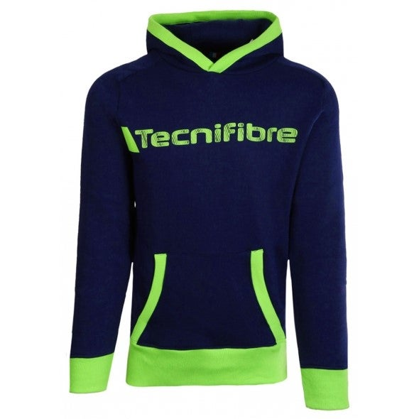 Image of Sweat capuche Junior flocage AZUR