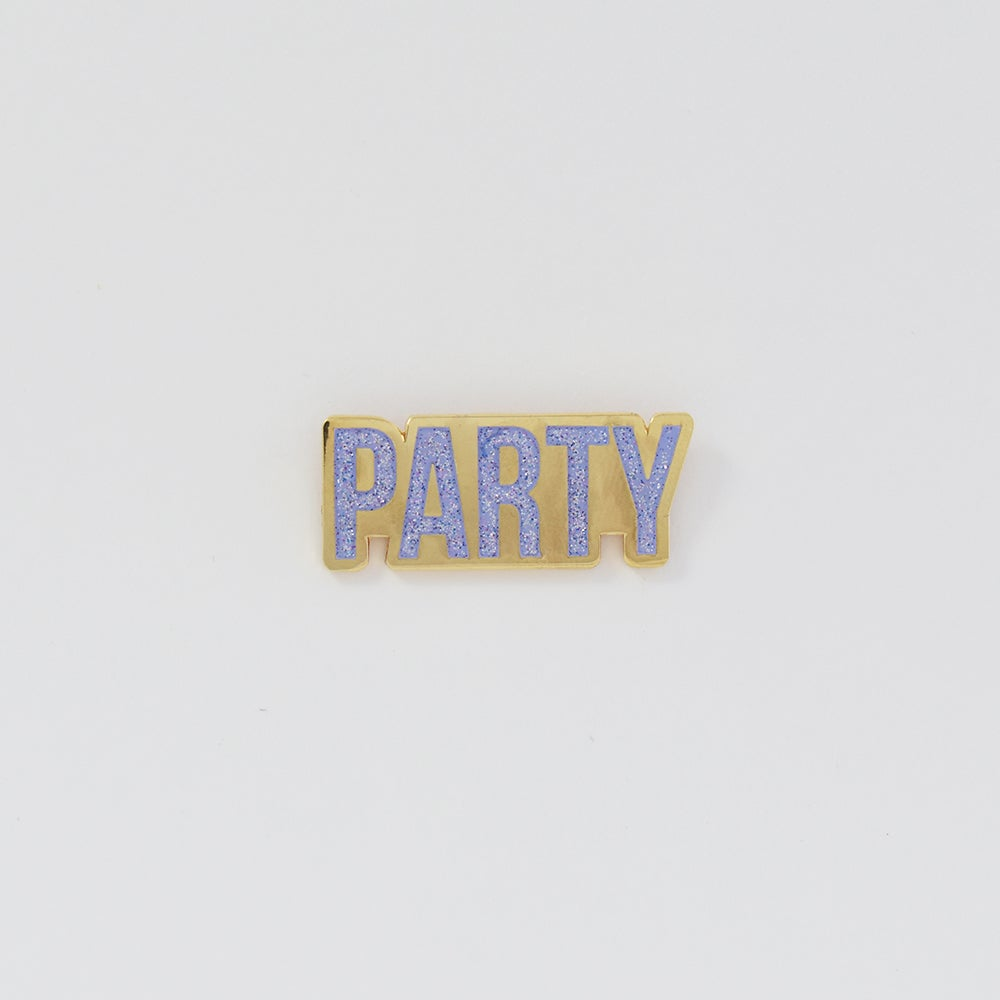 Image of Party Pin