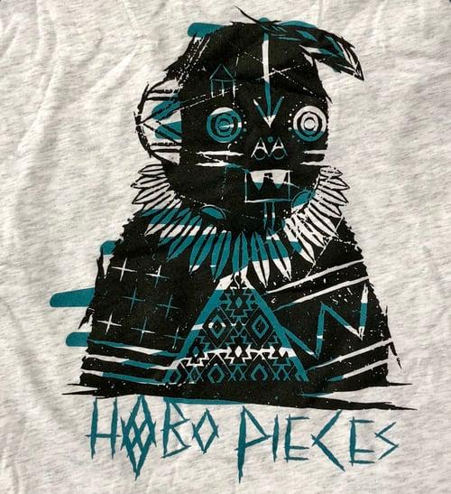 Image of Hobopieces Guest Artist Raglan Shirt