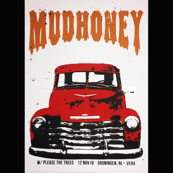 Image of Mudhoney Netherlands 2018