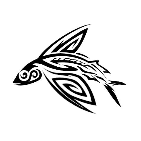 Image of Tribal Malolo Sticker
