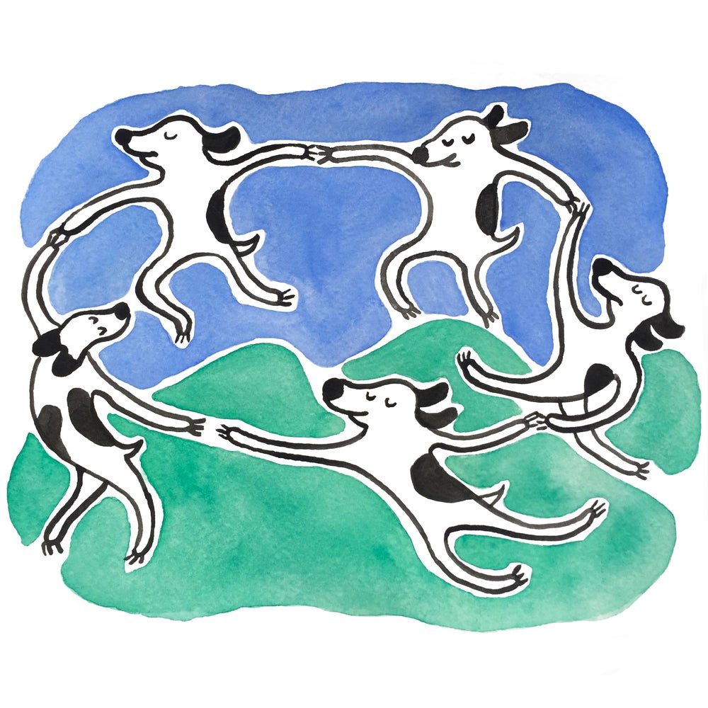 Image of Matisse's Doggies