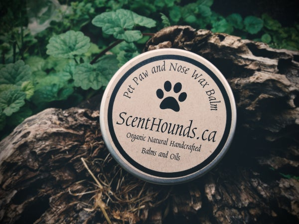 Image of Pet Paw and Nose Wax Balm 2oz