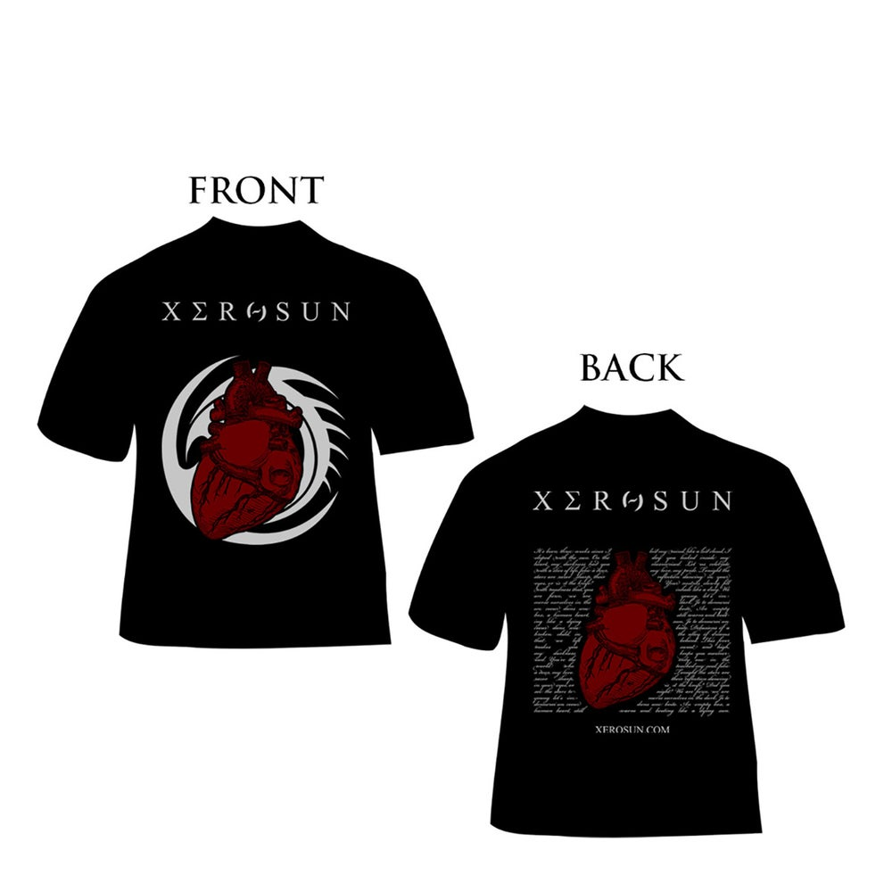 Image of Xerosun Heart In A Box T-Shirt