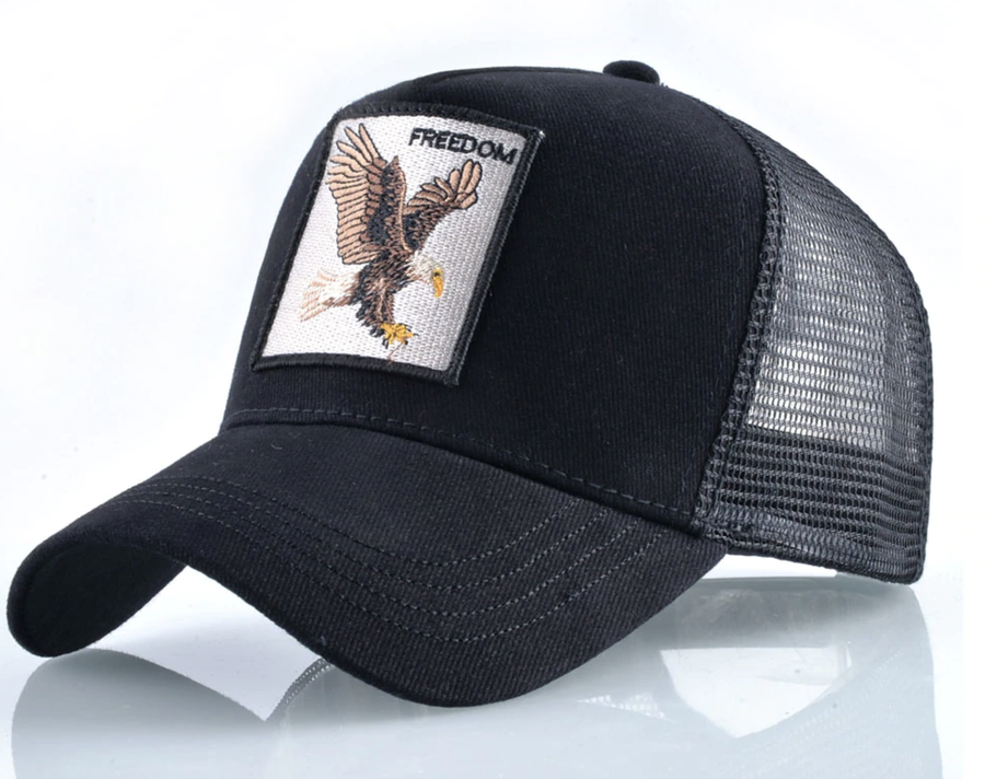 Image of Freedom Mesh Baseball Cap