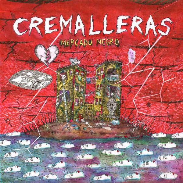 Image of Cremalleras - Mercado Negro LP
