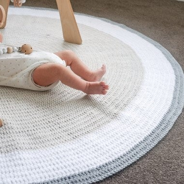 Image of Grey Play Mat (Beau)
