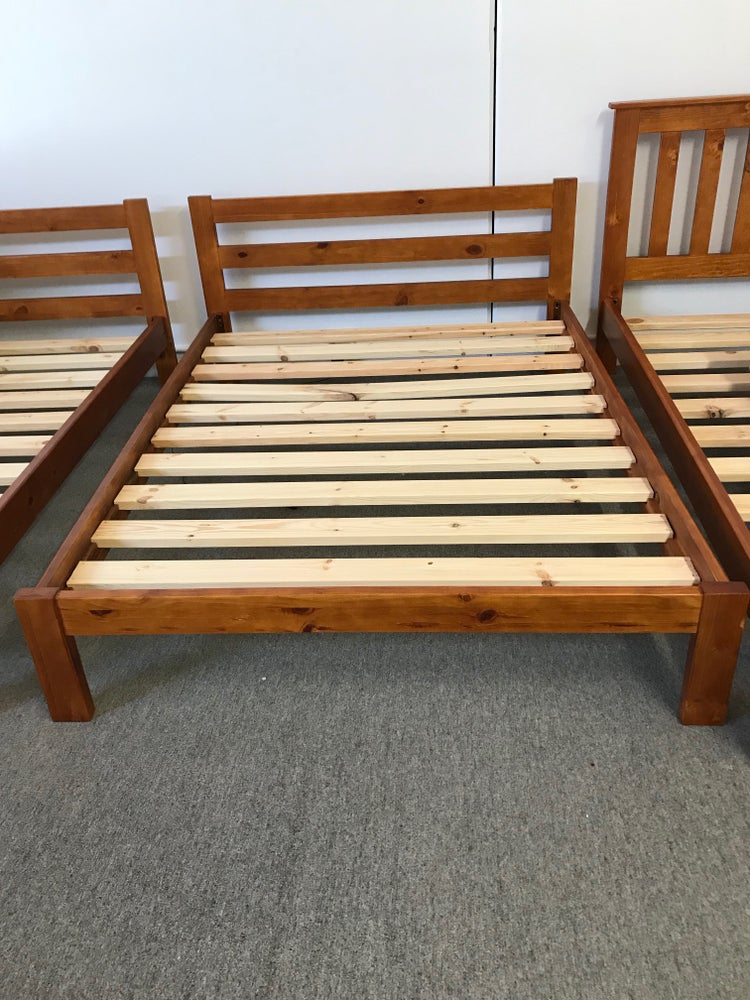 Image of Oliver Bed Frame-Lite