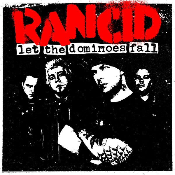 Image of Rancid - Let the Dominoes Fall 2xLP