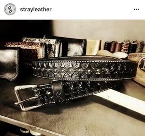 Image of Custom Stray belts