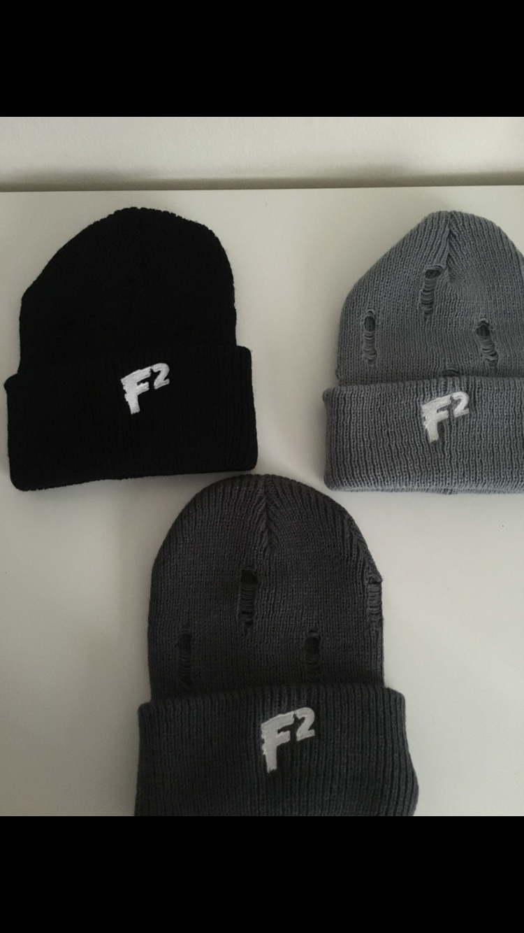 Image of F² beanie
