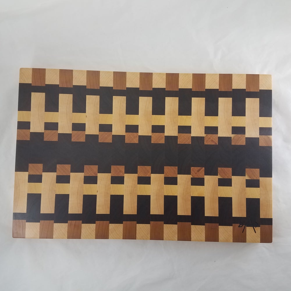 Image of END-GRAIN CUTTING BOARD (EG002)