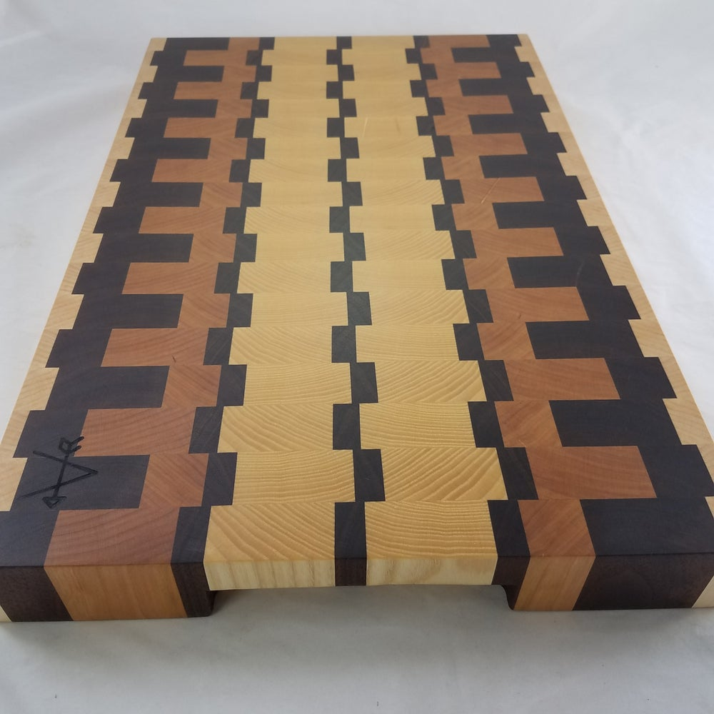Image of END-GRAIN CUTTING BOARD (EG003)