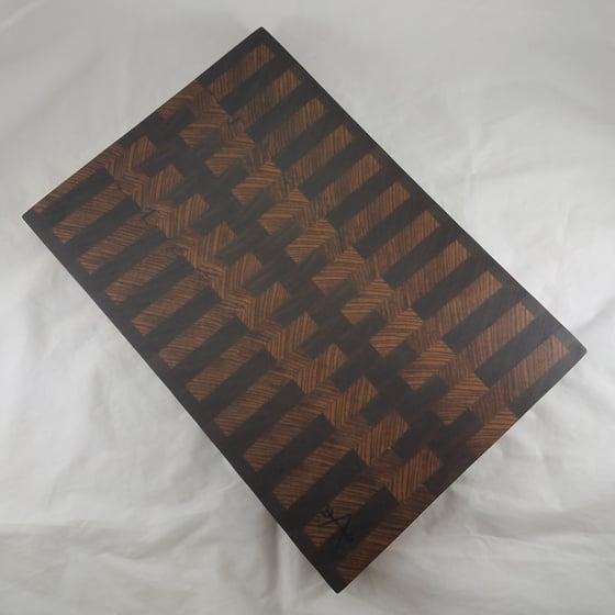 Image of END-GRAIN CUTTING BOARD (EG004)