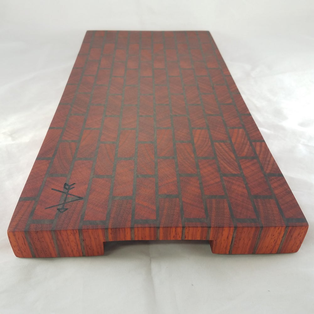Image of End-Grain Cutting Board - BRICK (BEG002)