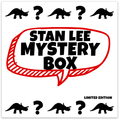 Image of STAN LEE COMMEMORATIVE BOX