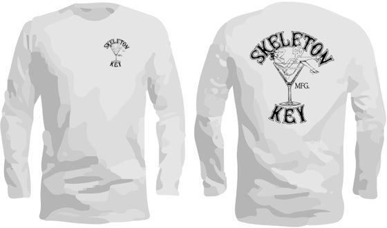 Image of SK Martini Girl Longsleeve Tee