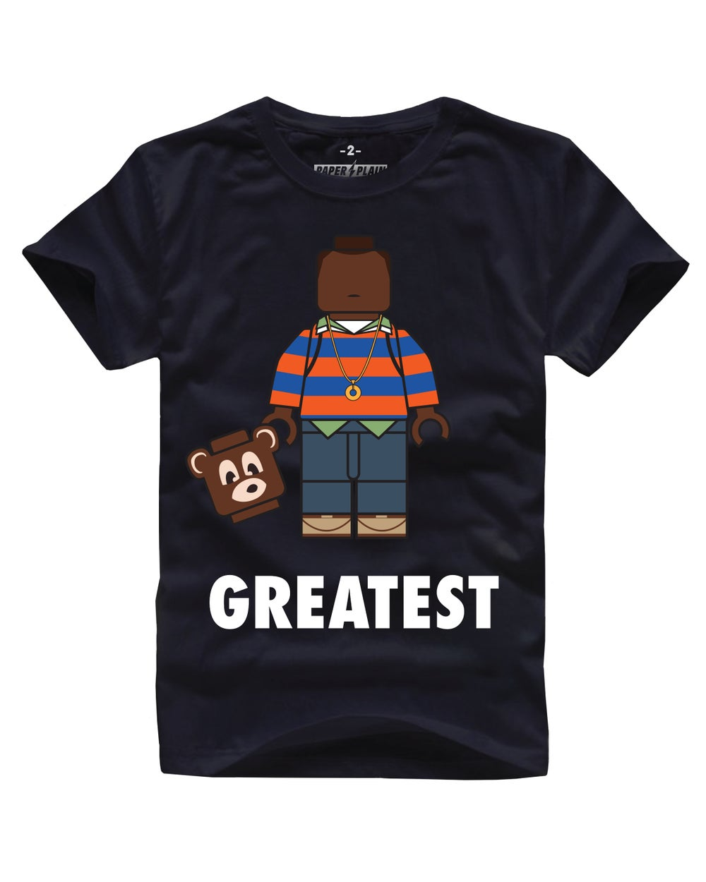GREATEST YEEZ TEE BLACK