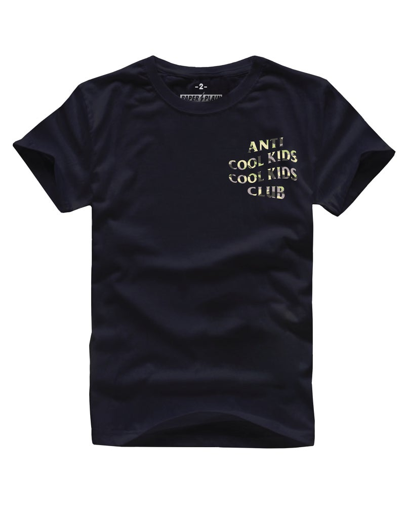 Image of ANTI COOL KIDS TEE CAMO